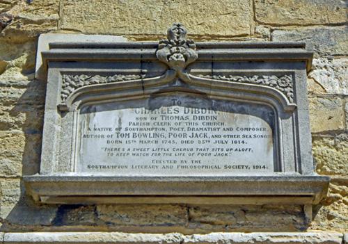 Dibdin Memorial