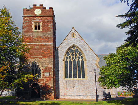 Topsham Church