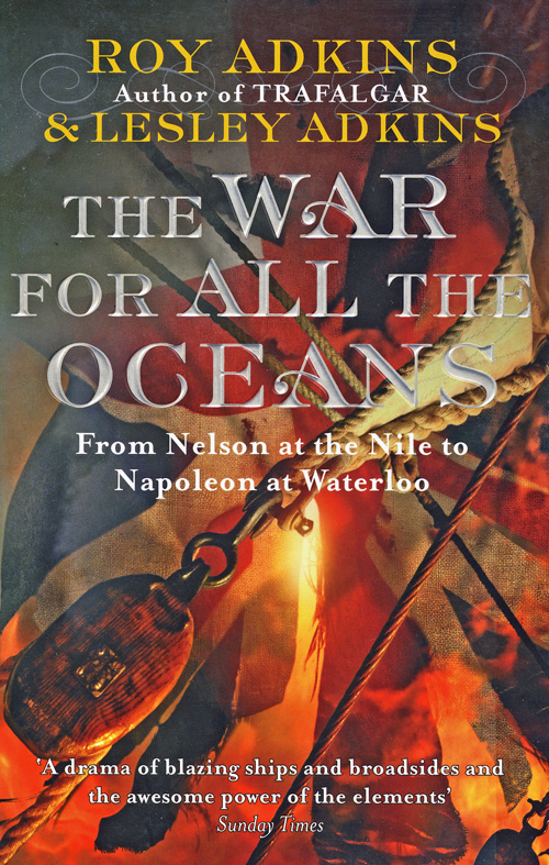 Oceans UK paperback jacket