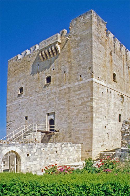 Kolossi Castle keep